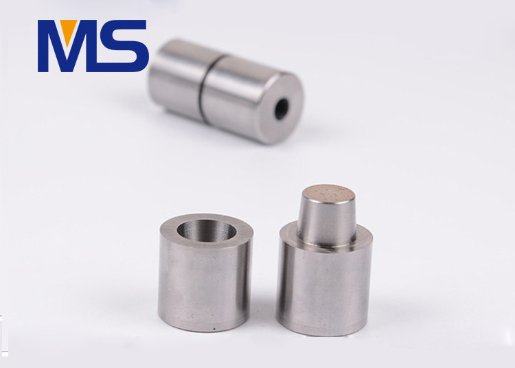 0.005 Axiality Tapered Locating Pins , SUJ2 Conical Inner Hole Taper Lock Pin Locating Pillar